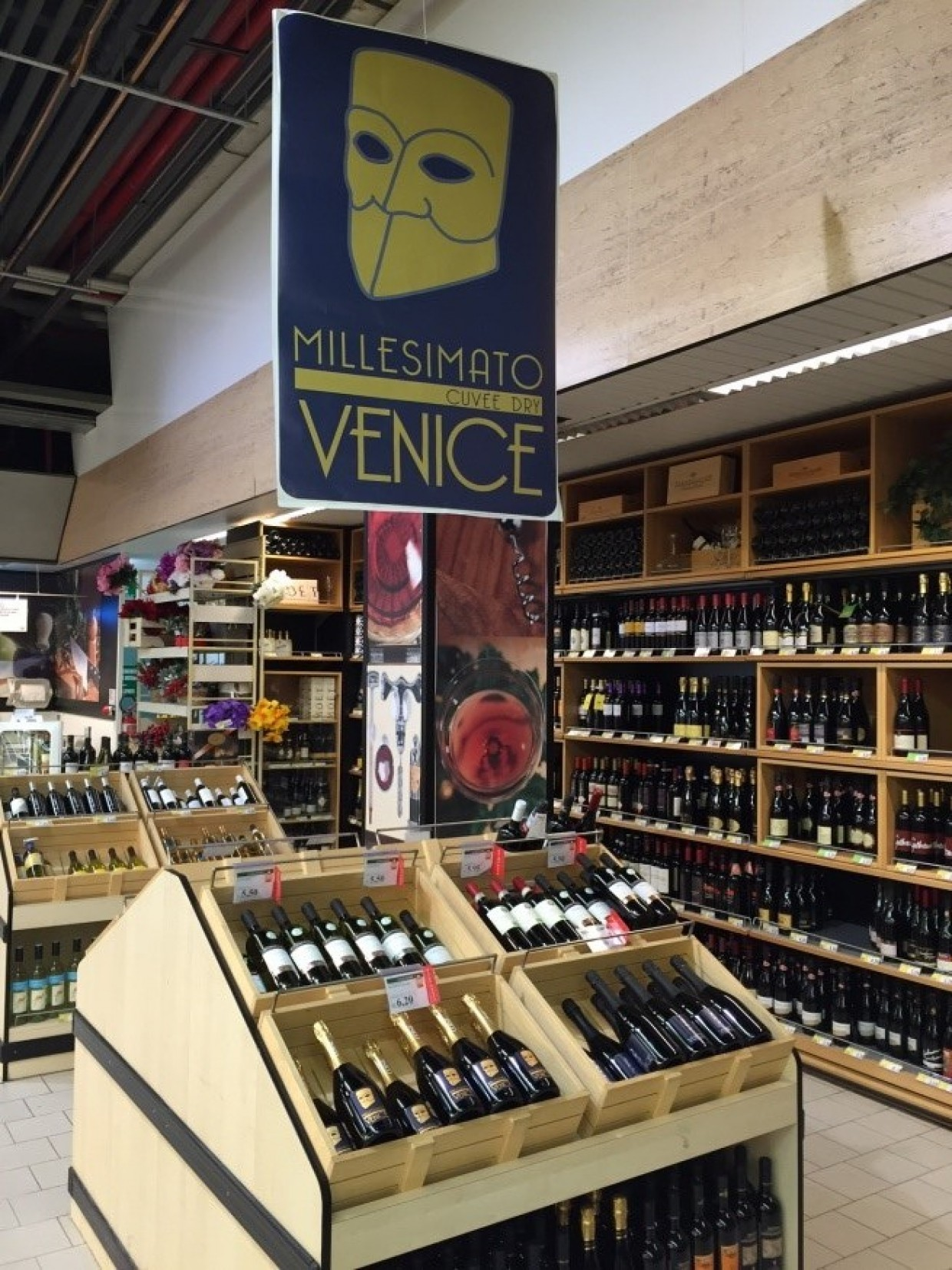The cooperative Gelsi present Venice cuvée extradry