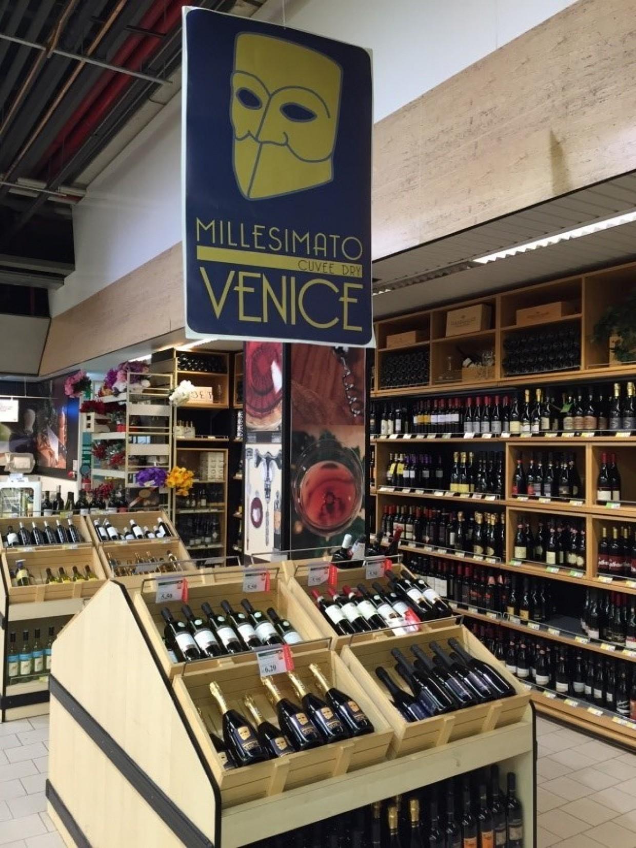 La cooperativa Gelsi presenta il Venice Cuvée