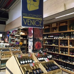 "Die Genossenschaft Gelsi präsentiert die "" Venice cuvée """